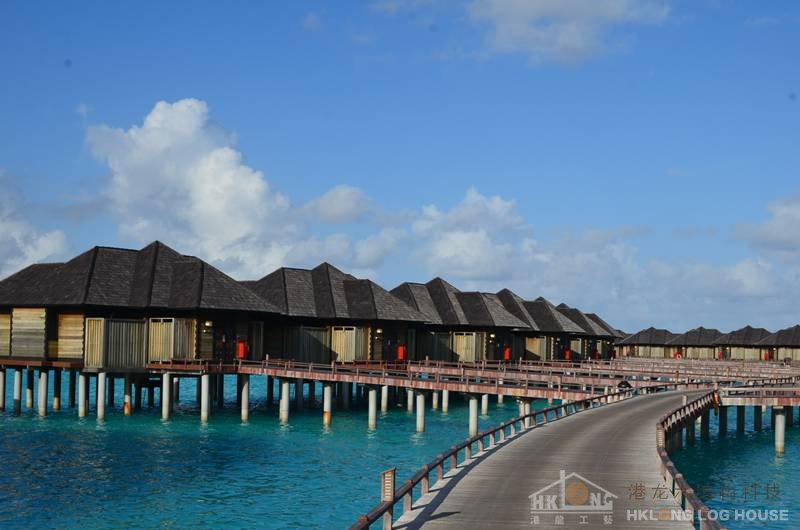 Maldives water recreation proje
